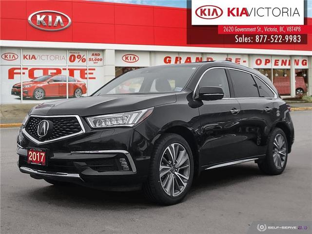 2017 Acura MDX Elite Package (Stk: SP21-153A) in Victoria - Image 1 of 23