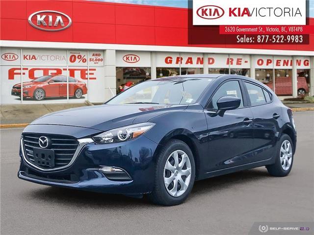 2018 Mazda Mazda3 Sport GX (Stk: A1752A) in Victoria - Image 1 of 25