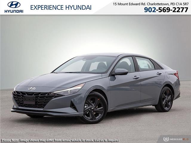2021 Hyundai Elantra Preferred w/Sun & Tech Pkg (Stk: N1203) in Charlottetown - Image 1 of 23