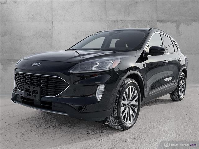 2020 Ford Escape Titanium (Stk: 9892) in Quesnel - Image 1 of 25
