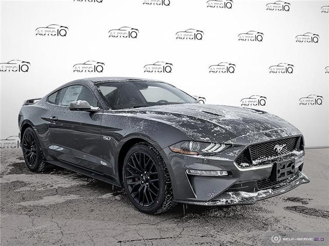 2021 Ford Mustang GT Premium Grey