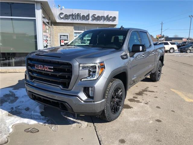 2021 GMC Sierra 1500 Elevation (Stk: M151) in Blenheim - Image 1 of 23