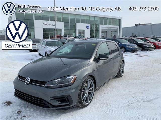2018 Volkswagen Golf R 2.0 TSI (Stk: 3646) in Calgary - Image 1 of 29