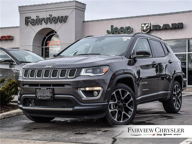 2021 Jeep Compass Limited (Stk: MT144) in Burlington - Image 1 of 30