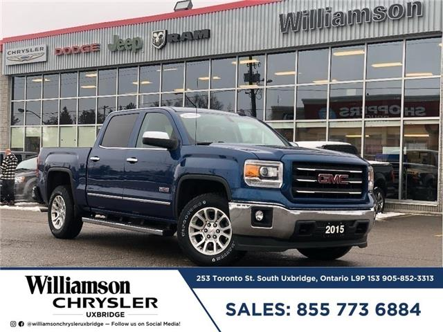 2015 GMC Sierra 1500 SLE (Stk: W6456) in Uxbridge - Image 1 of 21