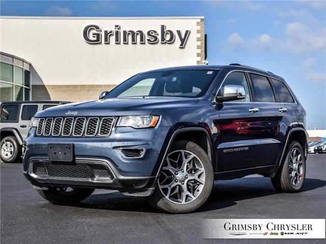 2020 Jeep Grand Cherokee Limited (Stk: U4959) in Grimsby - Image 1 of 28