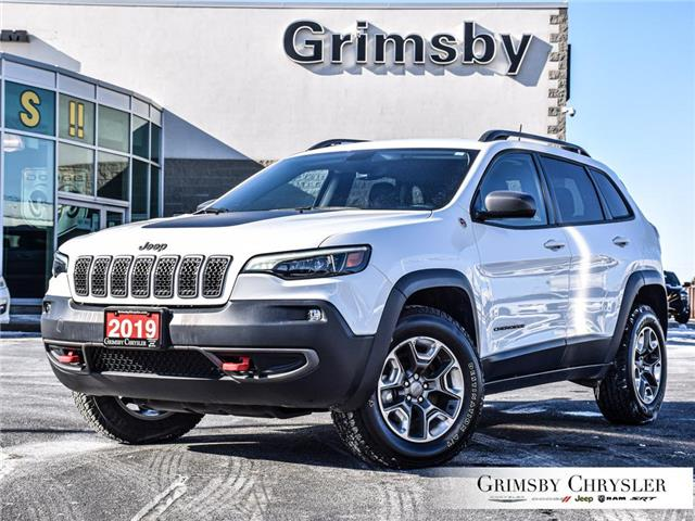 2019 Jeep Cherokee Trailhawk (Stk: U5037B) in Grimsby - Image 1 of 29