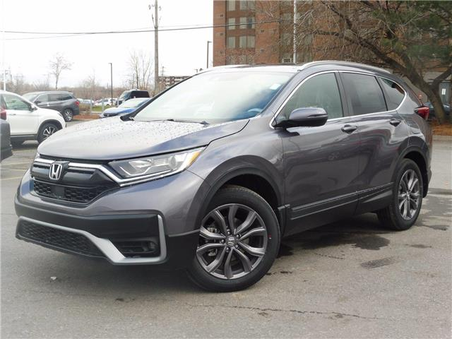2021 Honda CR-V Sport (Stk: 21-0145) in Ottawa - Image 1 of 25