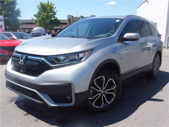 2021 Honda CR-V EX-L (Stk: 21-0157) in Ottawa - Image 1 of 25