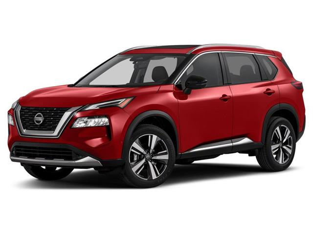 2021 Nissan Rogue S (Stk: N1680) in Thornhill - Image 1 of 3