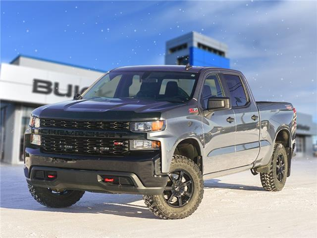 2019 Chevrolet Silverado 1500 Silverado Custom Trail Boss (Stk: 4592A) in Dawson Creek - Image 1 of 14