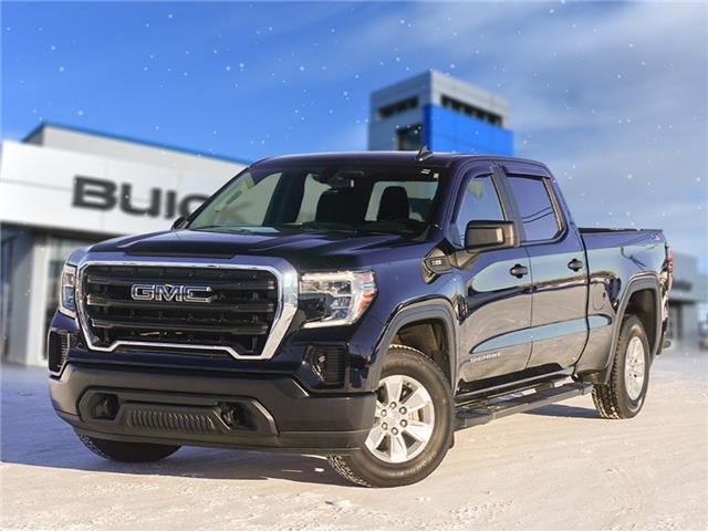 2019 GMC Sierra 1500 Base (Stk: T21-1733A) in Dawson Creek - Image 1 of 14