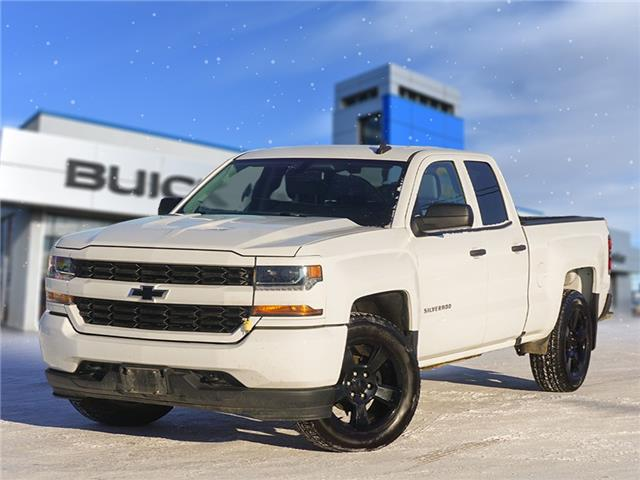 2017 Chevrolet Silverado 1500 Silverado Custom (Stk: T21-1779A) in Dawson Creek - Image 1 of 14