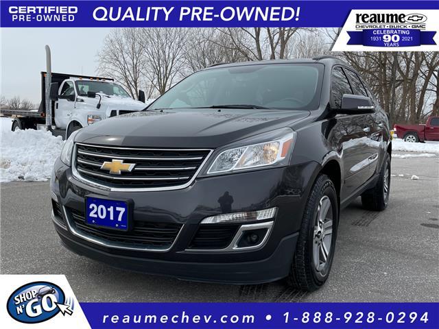 2017 Chevrolet Traverse 2LT 1GNKVHKD4HJ263467 21-0163A in LaSalle