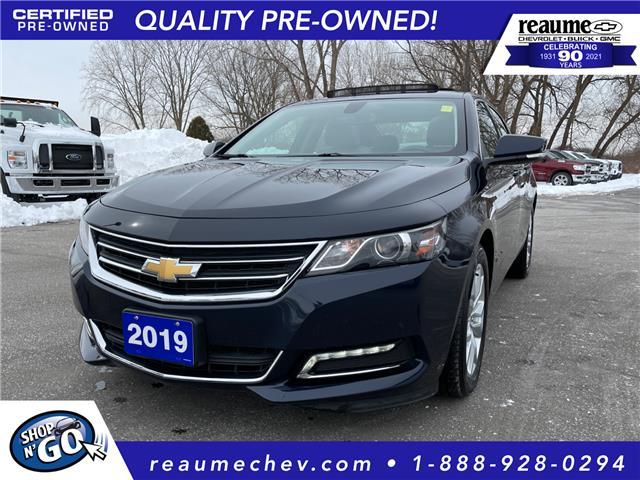 2019 Chevrolet Impala 1LT 2G11Z5S3XK9145787 20-0492A in LaSalle