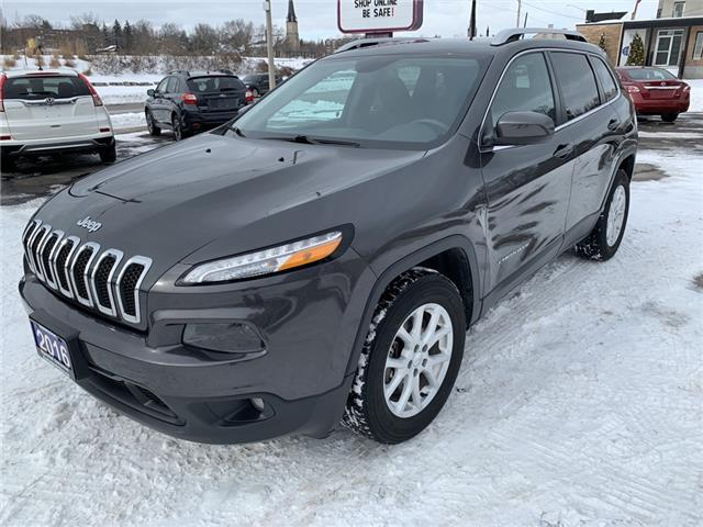 2016 Jeep Cherokee North (Stk: 276242) in Cambridge - Image 1 of 17