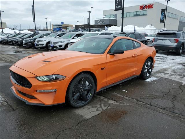 2021 Ford Mustang GT (Stk: 210078) in Hamilton - Image 1 of 12