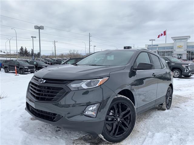 2021 Chevrolet Equinox LT (Stk: M6149464) in Calgary - Image 1 of 28