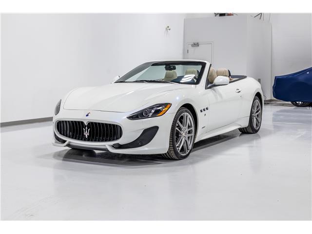 2017 Maserati GranTurismo Sport (Stk: UC1601) in Calgary - Image 1 of 20