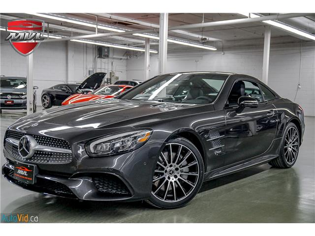 2020 Mercedes-Benz SL 450 Base WDDJK6GA1LF058531  in Oakville