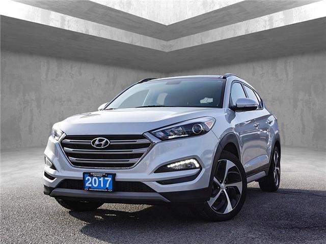 2017 Hyundai Tucson  (Stk: 9671A) in Penticton - Image 1 of 21