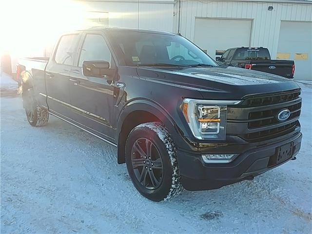 2021 Ford F-150 Lariat (Stk: 21T014) in Quesnel - Image 1 of 16