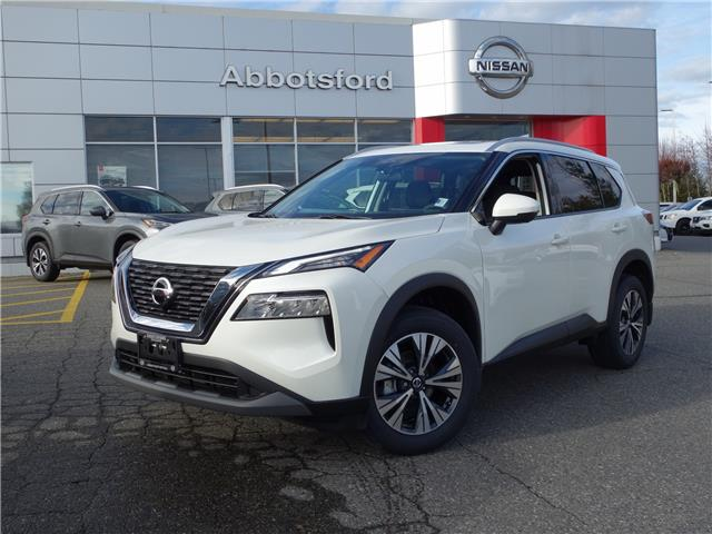 2021 Nissan Rogue SV (Stk: A21036) in Abbotsford - Image 1 of 29