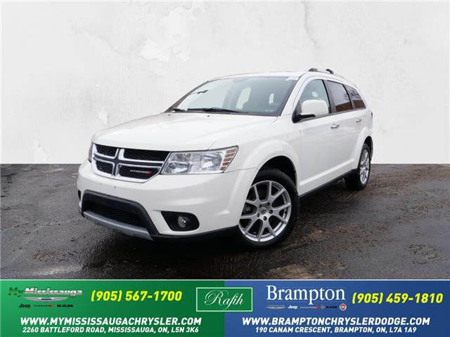 2018 Dodge Journey GT (Stk: 1258A) in Mississauga - Image 1 of 25