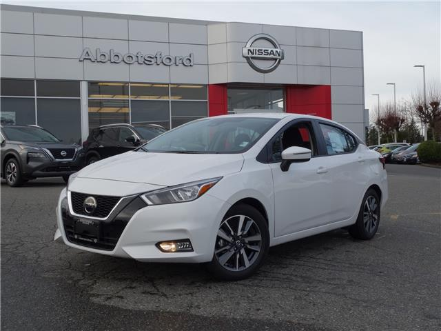 2021 Nissan Versa SV (Stk: A21022) in Abbotsford - Image 1 of 28