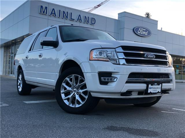 2017 Ford Expedition Max Limited (Stk: P10156) in Vancouver - Image 1 of 30