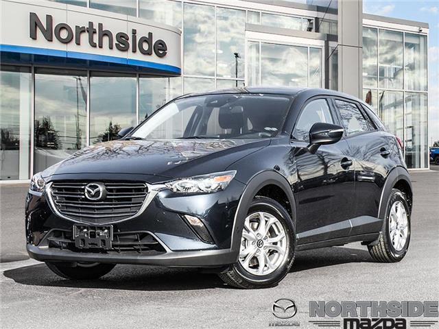2021 Mazda CX-3 GS (Stk: M21182) in Sault Ste. Marie - Image 1 of 23