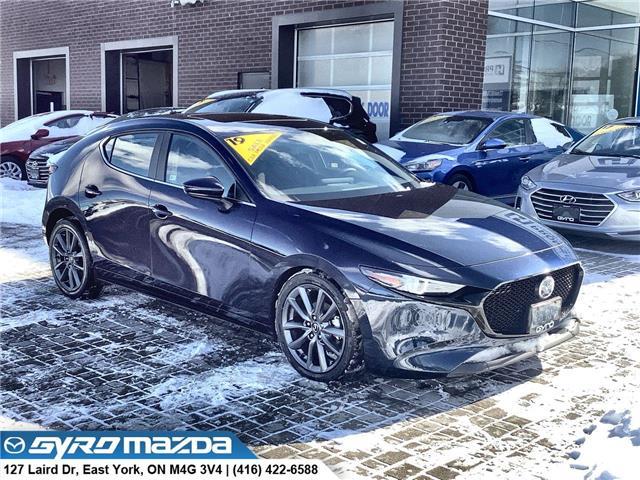 2019 Mazda Mazda3 Sport GT (Stk: 30538A) in East York - Image 1 of 30