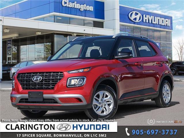 2021 Hyundai Venue Preferred w/Two-Tone (Stk: 20994) in Clarington - Image 1 of 24