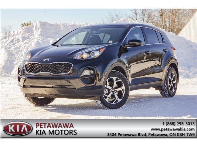 2021 Kia Sportage LX (Stk: 21065) in Petawawa - Image 1 of 30