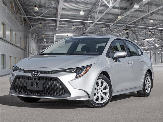 2021 Toyota Corolla LE (Stk: D210463) in Mississauga - Image 1 of 21