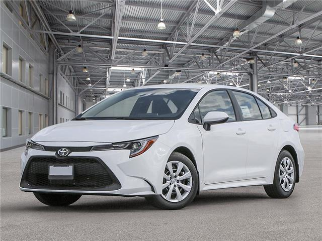 2021 Toyota Corolla LE (Stk: D210465) in Mississauga - Image 1 of 22