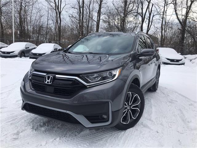 2021 Honda CR-V EX-L (Stk: 11205) in Brockville - Image 1 of 25
