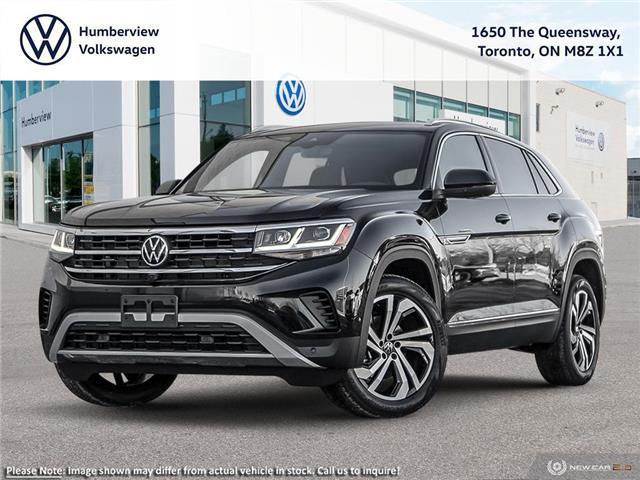 2021 Volkswagen Atlas Cross Sport 2.0 TSI Execline (Stk: 98338) in Toronto - Image 1 of 10