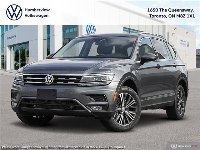 2021 Volkswagen Tiguan Highline (Stk: 98340) in Toronto - Image 1 of 23