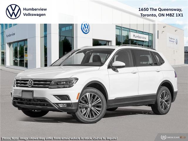 2021 Volkswagen Tiguan Highline (Stk: 98342) in Toronto - Image 1 of 23