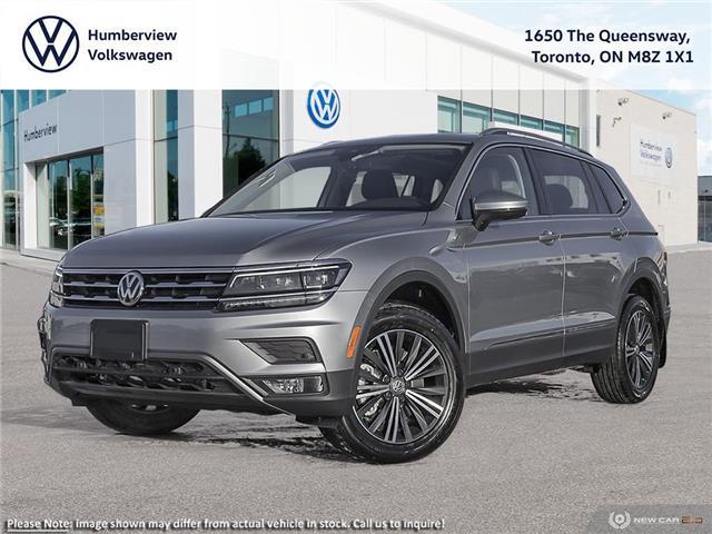2021 Volkswagen Tiguan Highline (Stk: 98343) in Toronto - Image 1 of 23