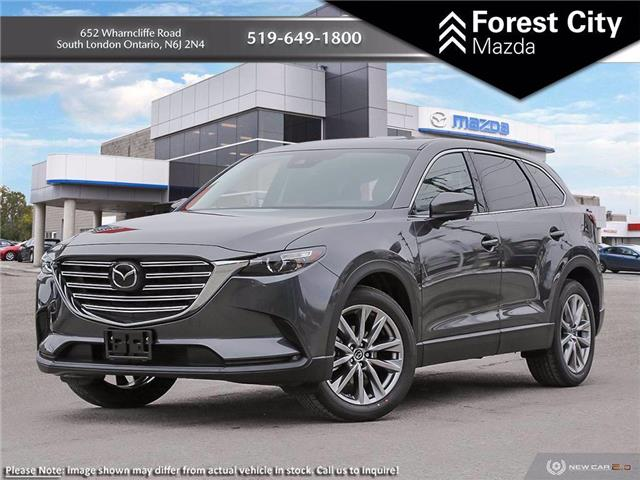 2021 Mazda CX-9 GS-L (Stk: 21C92049) in London - Image 1 of 23