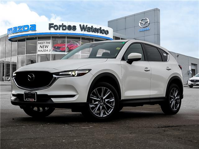 2021 Mazda CX-5 GT (Stk: M7173) in Waterloo - Image 1 of 15