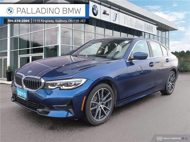 2019 BMW 330i xDrive (Stk: 0120) in Sudbury - Image 1 of 25