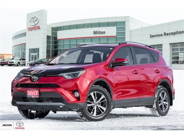 2017 Toyota RAV4 XLE (Stk: 332413) in Milton - Image 1 of 22