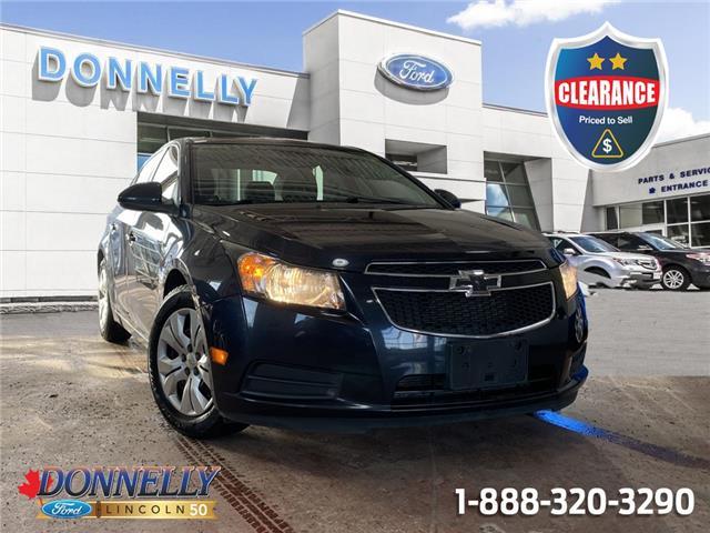 2014 Chevrolet Cruze 1LT 1G1PC5SB3E7314671 CLDUR6530A in Ottawa