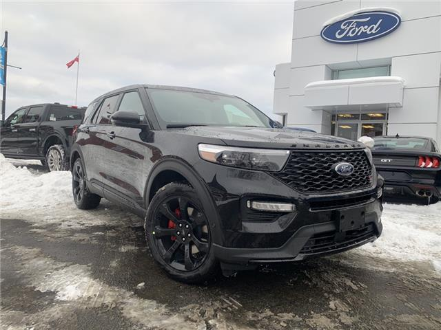2021 Ford Explorer ST (Stk: 021028) in Parry Sound - Image 1 of 22