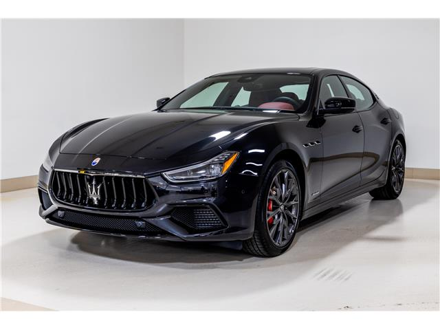 2021 Maserati Ghibli S Q4 GranSport (Stk: 1029MC) in Calgary - Image 1 of 23