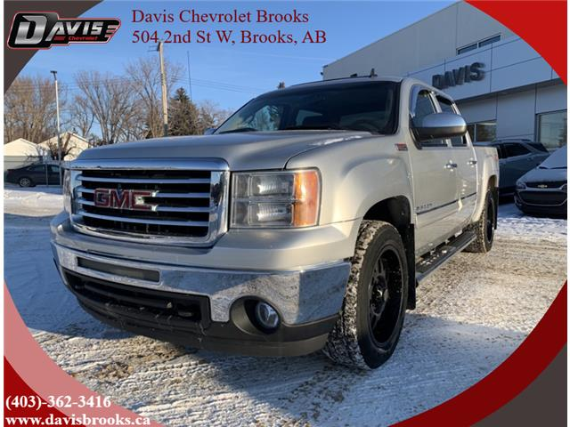 2012 GMC Sierra 1500 SLT (Stk: 123671) in Brooks - Image 1 of 19