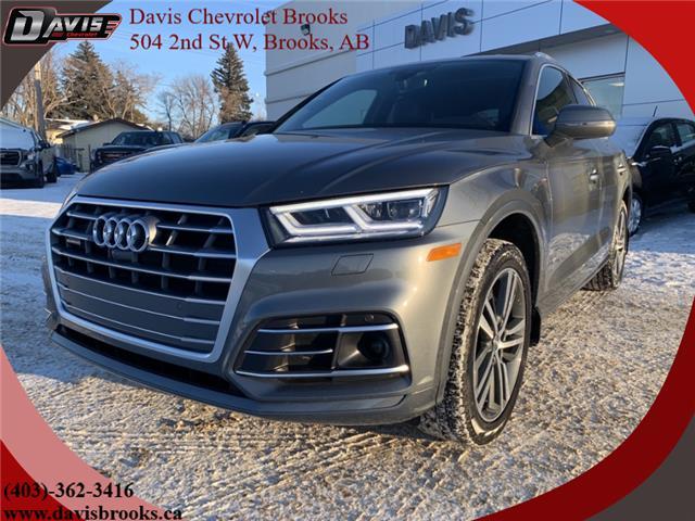 2018 Audi Q5 2.0T Technik (Stk: 224472) in Brooks - Image 1 of 22